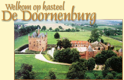 Bezoek hier de officiele site: KASTEEL DOORNENBURG